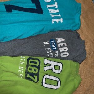Men's shirts 3 for $15